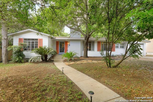 232 E Fair Oaks Pl, Alamo Heights, TX 78209 (MLS #1323736) :: Neal & Neal Team