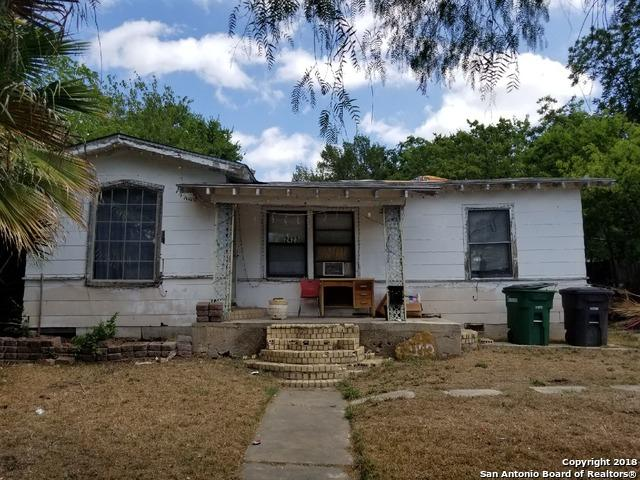 2423 Waverly Ave, San Antonio, TX 78228 (MLS #1323747) :: Exquisite Properties, LLC