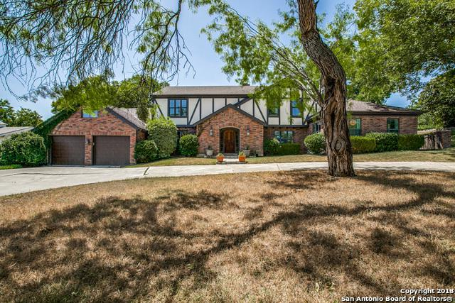 411 E Hathaway Dr, San Antonio, TX 78209 (MLS #1323782) :: Alexis Weigand Real Estate Group