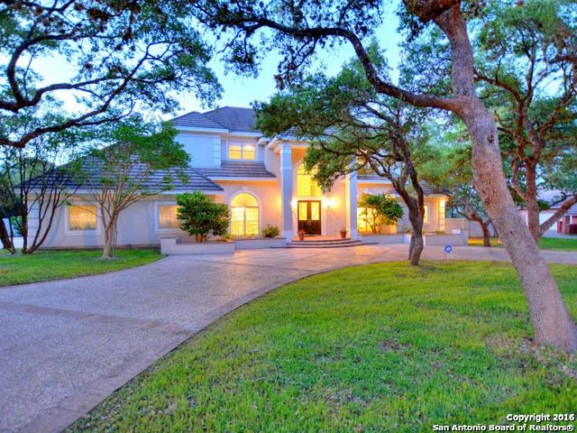 239 Branch Oak Way, Shavano Park, TX 78230 (MLS #1323826) :: Exquisite Properties, LLC