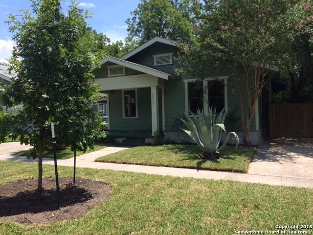 1112 W Huisache Ave, San Antonio, TX 78201 (MLS #1324134) :: Exquisite Properties, LLC