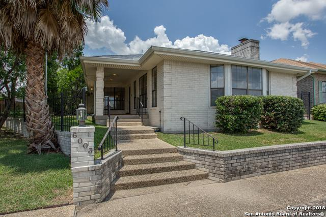 6003 Brook Falls, Windcrest, TX 78239 (MLS #1324263) :: The Castillo Group