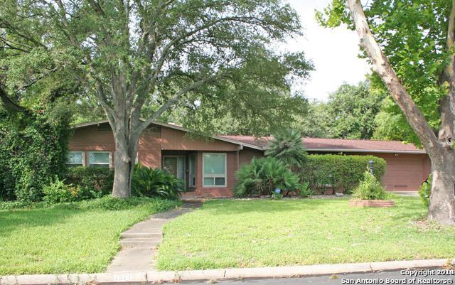1511 Haskin Dr, San Antonio, TX 78209 (MLS #1324330) :: Exquisite Properties, LLC