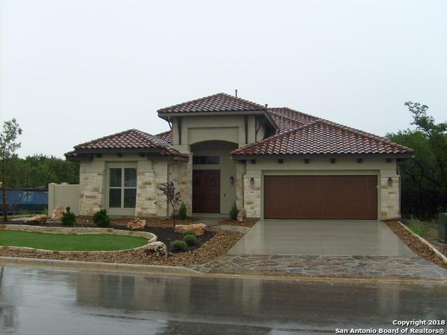 591 Talmadge Ln, Shavano Park, TX 78249 (MLS #1324342) :: Exquisite Properties, LLC