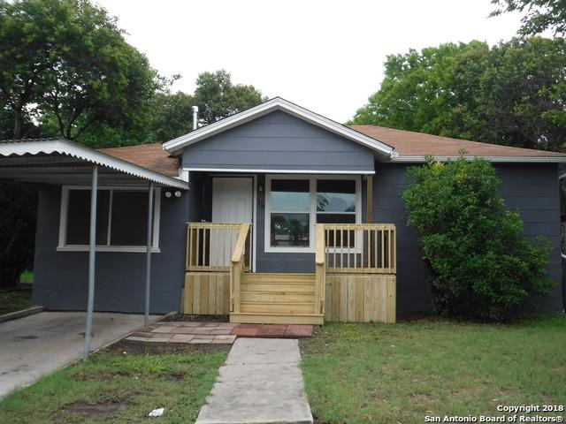 319 Rollins Ave, San Antonio, TX 78228 (MLS #1324399) :: Exquisite Properties, LLC