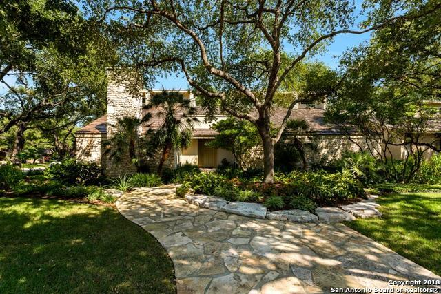 3542 Huntwick Ln, San Antonio, TX 78230 (MLS #1324487) :: Exquisite Properties, LLC