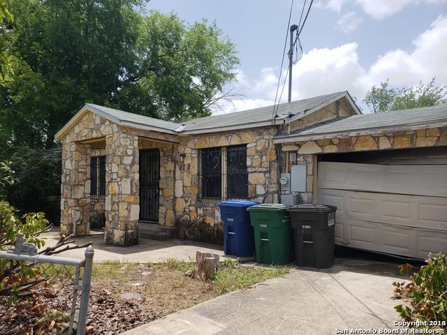 160 Guthrie St, San Antonio, TX 78237 (MLS #1324522) :: Alexis Weigand Real Estate Group