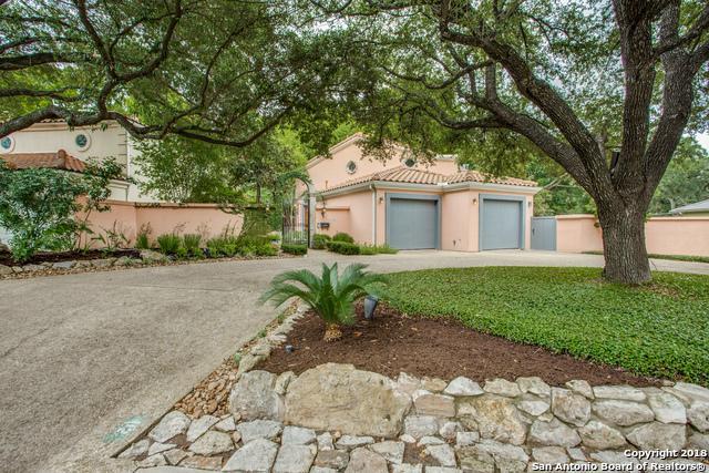 112 Auburn Pl, Terrell Hills, TX 78209 (MLS #1324530) :: Exquisite Properties, LLC