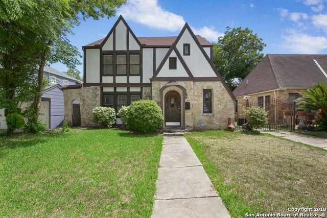 346 Donaldson Ave, San Antonio, TX 78201 (MLS #1324823) :: Erin Caraway Group