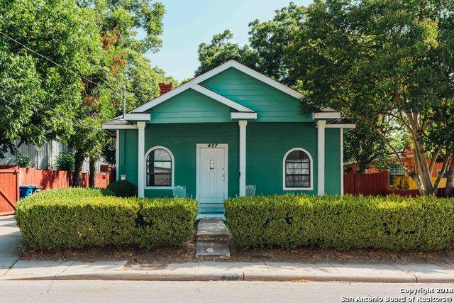 407 W Grayson St, San Antonio, TX 78212 (MLS #1324828) :: Exquisite Properties, LLC