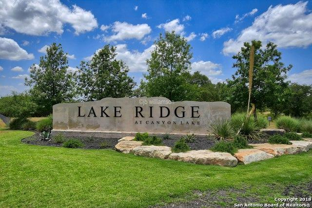 1572 Lake Ridge Blvd, Canyon Lake, TX 78133 (MLS #1324849) :: Alexis Weigand Real Estate Group