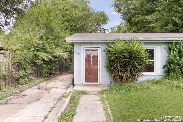 259 Wahrmund Ct, San Antonio, TX 78223 (MLS #1324878) :: Exquisite Properties, LLC