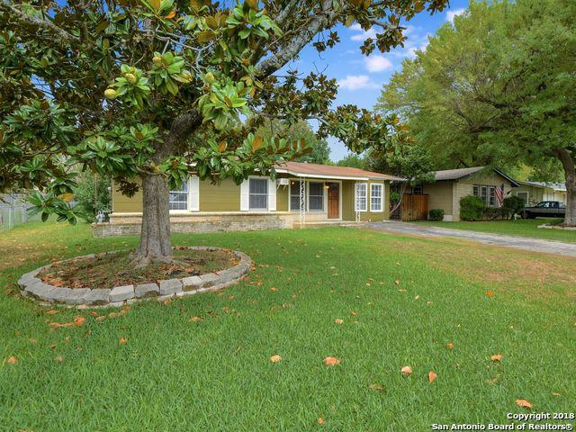 631 Rosemary Dr, New Braunfels, TX 78130 (MLS #1324954) :: Neal & Neal Team