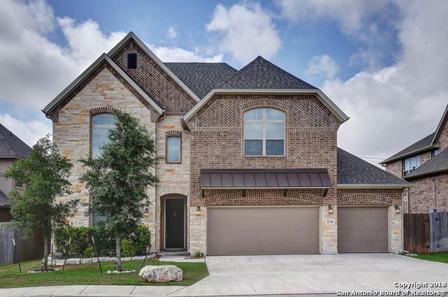 2218 Cortona Mist, San Antonio, TX 78260 (MLS #1325158) :: Exquisite Properties, LLC