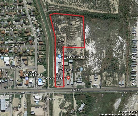 2790 E Main St, Eagle Pass, TX 78852 (MLS #1325172) :: The Glover Homes & Land Group