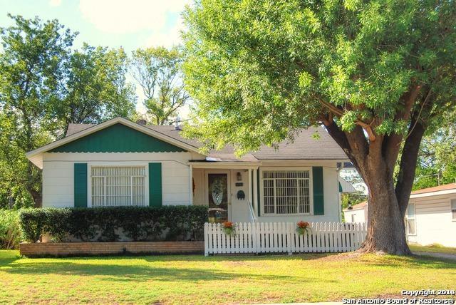 930 El Monte Blvd, San Antonio, TX 78201 (MLS #1325205) :: Exquisite Properties, LLC