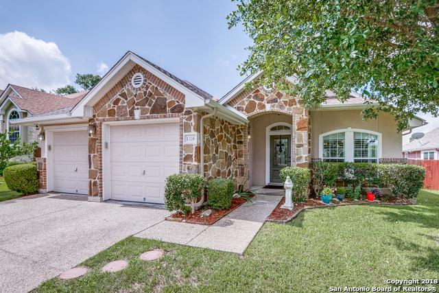 1326 Brook Bluff, San Antonio, TX 78248 (MLS #1325232) :: Tami Price Properties Group