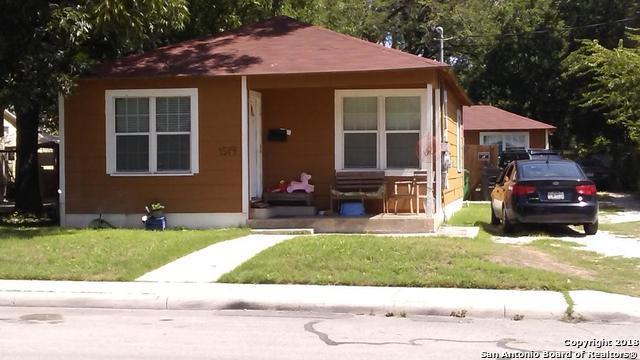 1519 Montana St, San Antonio, TX 78203 (MLS #1325233) :: Alexis Weigand Real Estate Group