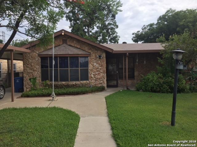 4911 Irma Ave, San Antonio, TX 78237 (MLS #1325303) :: Alexis Weigand Real Estate Group