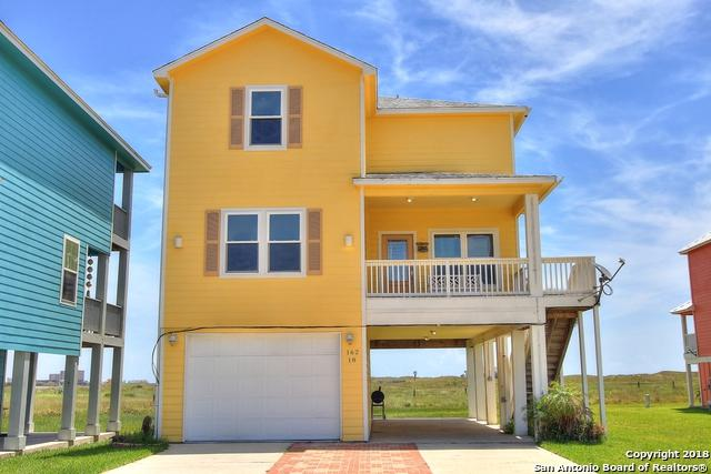162 La Concha Blvd, Port Aransas, TX 78373 (MLS #1325503) :: Exquisite Properties, LLC