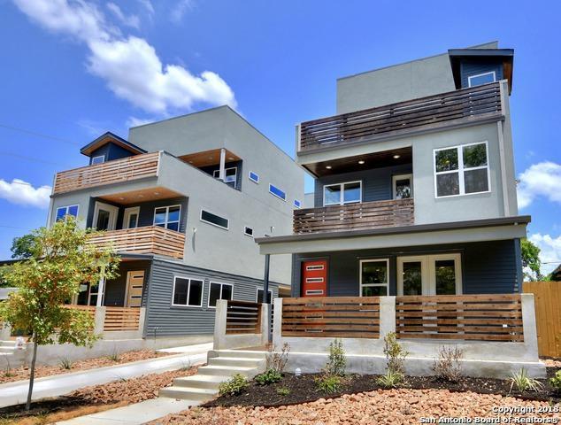 615 Fulton Ave Unit 1, San Antonio, TX 78212 (MLS #1325568) :: Tom White Group