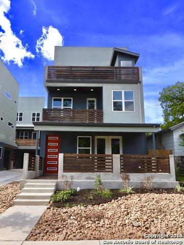 615 Fulton Ave Unit 4 #4, San Antonio, TX 78212 (MLS #1325594) :: Neal & Neal Team