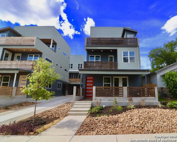 615 Fulton Ave Unit # 2, San Antonio, TX 78212 (MLS #1325596) :: Tom White Group