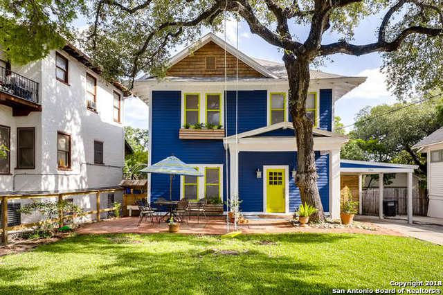216 E Huisache Ave, San Antonio, TX 78212 (MLS #1325622) :: Exquisite Properties, LLC
