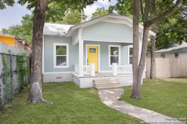 1829 Santa Anna, San Antonio, TX 78201 (MLS #1325716) :: Exquisite Properties, LLC