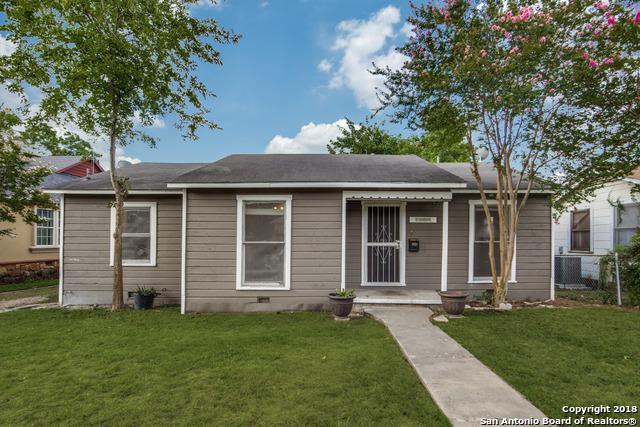 1008 Vanderbilt St, San Antonio, TX 78210 (MLS #1325736) :: Alexis Weigand Real Estate Group