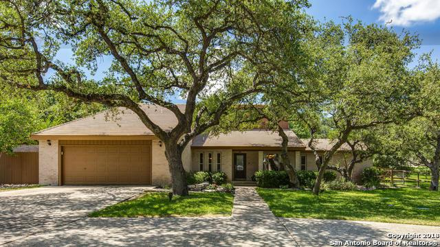 8637 Connemara Dr, Fair Oaks Ranch, TX 78015 (MLS #1325787) :: Exquisite Properties, LLC