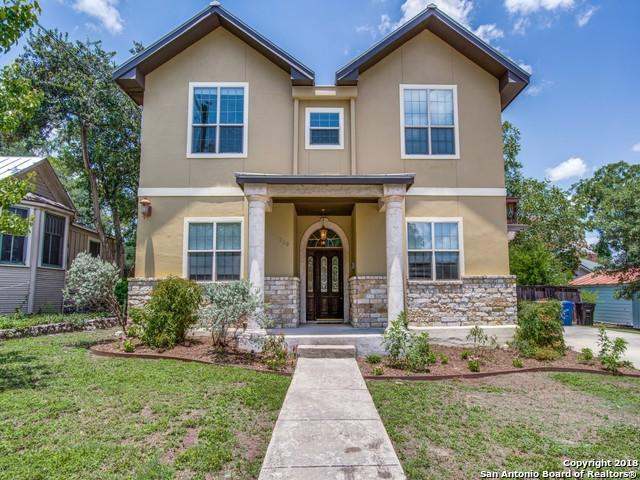 219 E Mistletoe Ave, San Antonio, TX 78212 (MLS #1325903) :: Tami Price Properties Group
