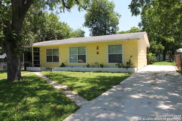 4466 Lark Ave, San Antonio, TX 78228 (MLS #1325910) :: Exquisite Properties, LLC
