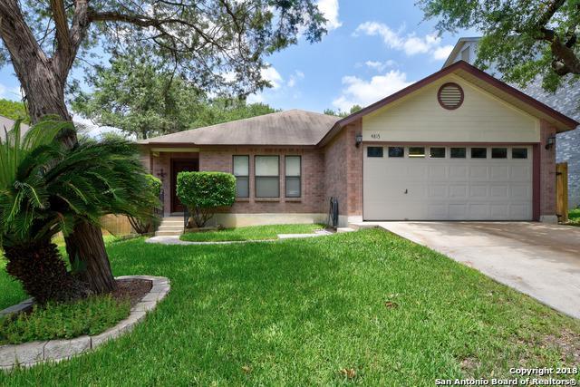 4815 Encanto Creek Dr, San Antonio, TX 78247 (MLS #1326060) :: Tami Price Properties Group
