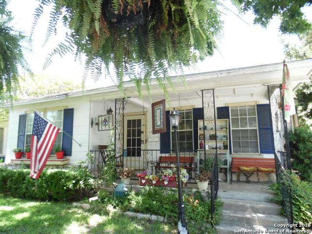 1345 W Hollywood Ave, San Antonio, TX 78201 (MLS #1326070) :: Exquisite Properties, LLC