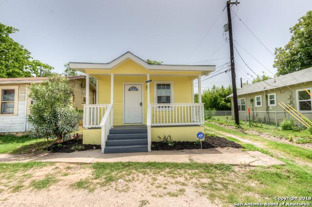 1414 Capitol Ave, San Antonio, TX 78201 (MLS #1326079) :: The Castillo Group