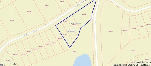 CR 6842 Lots 534,535,536,537, Lytle, TX 78052 (MLS #1326094) :: Alexis Weigand Real Estate Group