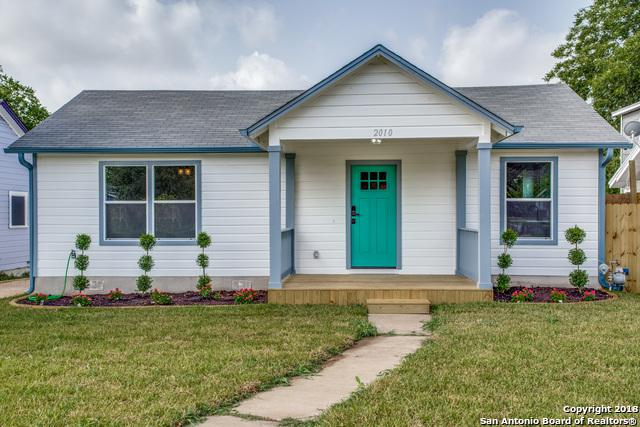 2010 W Woodlawn Ave, San Antonio, TX 78201 (MLS #1326115) :: Alexis Weigand Real Estate Group