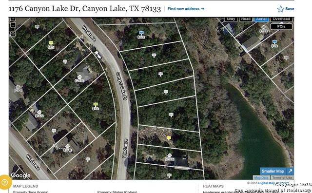 1176 Canyon Lake Dr, Canyon Lake, TX 78133 (MLS #1326231) :: Berkshire Hathaway HomeServices Don Johnson, REALTORS®