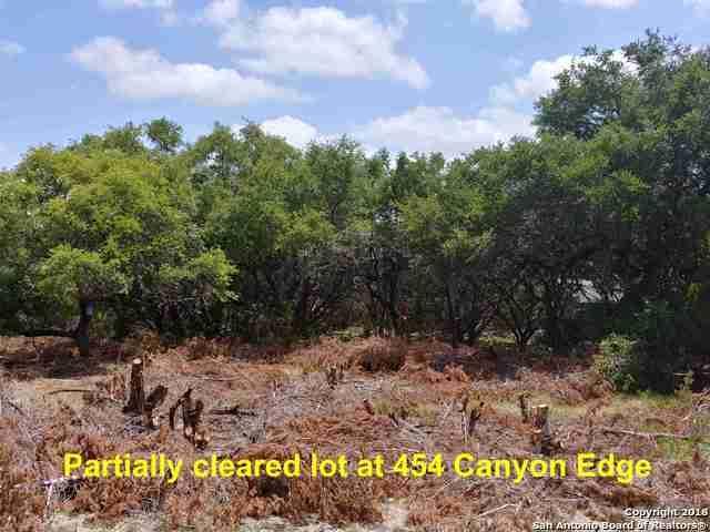 454 Canyon Edge, Canyon Lake, TX 78133 (MLS #1326253) :: Ultimate Real Estate Services