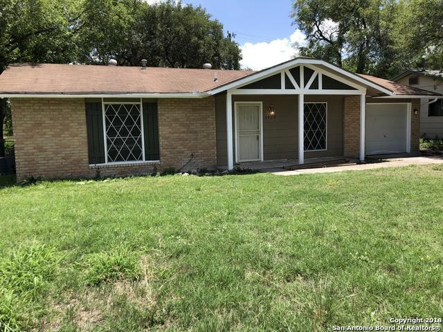 5922 Castle Hunt, San Antonio, TX 78218 (MLS #1326299) :: Erin Caraway Group