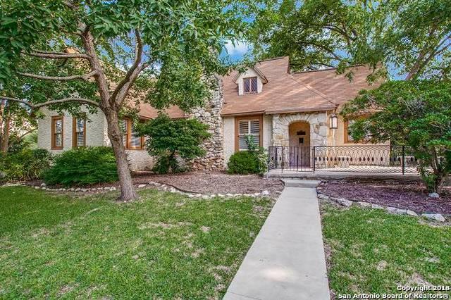 117 E Lullwood Ave, San Antonio, TX 78212 (MLS #1326477) :: Exquisite Properties, LLC