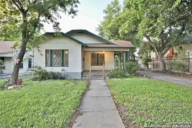 527 E Drexel Ave, San Antonio, TX 78210 (MLS #1326534) :: NewHomePrograms.com LLC