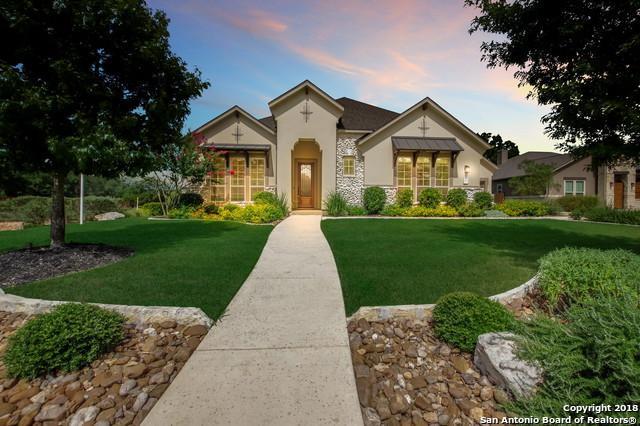 30203 Setterfeld Circle, Fair Oaks Ranch, TX 78015 (MLS #1326580) :: Exquisite Properties, LLC