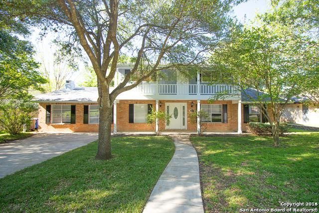 935 Fabulous Dr, San Antonio, TX 78213 (MLS #1326596) :: Exquisite Properties, LLC