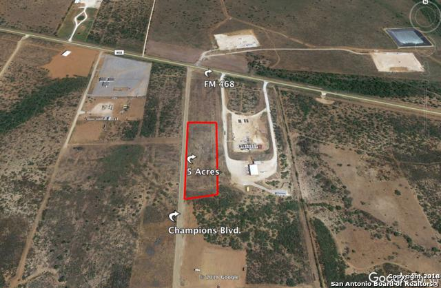 5 Champions Blvd, Cotulla, TX 78014 (MLS #1326614) :: Exquisite Properties, LLC