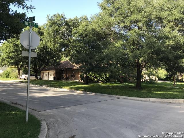 201 Tuttle Rd, Terrell Hills, TX 78209 (MLS #1326627) :: Exquisite Properties, LLC