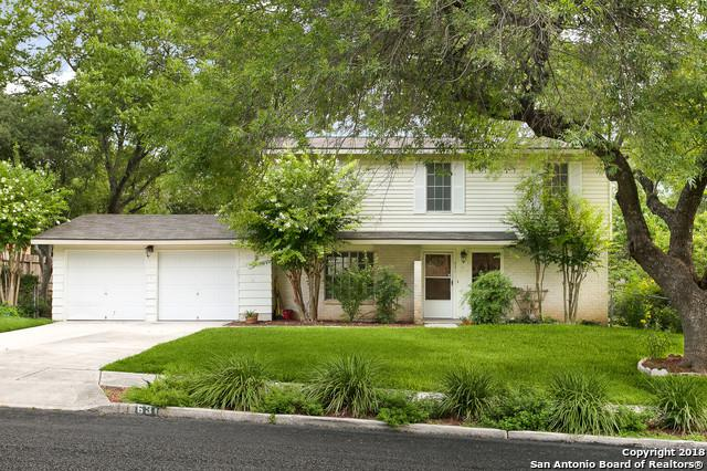 631 Barchester Dr, San Antonio, TX 78216 (MLS #1326745) :: Alexis Weigand Real Estate Group