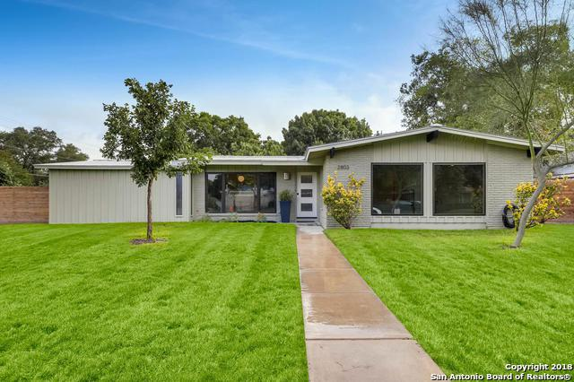 2803 Little John Dr, San Antonio, TX 78209 (MLS #1326755) :: The Castillo Group