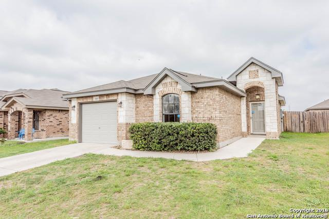 3851 Bogie Way, Converse, TX 78109 (MLS #1326811) :: Ultimate Real Estate Services
